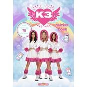 Stickerboek K3: dromen
