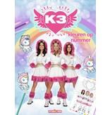 K3 Kleurboek K3: dromen