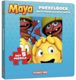 Mayadebij Boek Maya: Puzzelboek