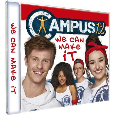 Campus 12 Campus 12 CD - We can make it
