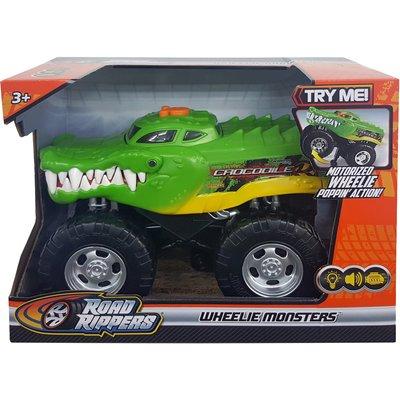 Road Rippers Auto Road Rippers Wheelie Monsters: krokodil