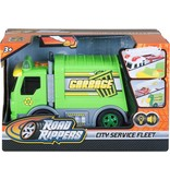 Road Rippers Auto Road Rippers City: vuilniswagen