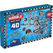 Marble Racetrax - Knikkerbaan - Racebaan - Circuit Set - 40 sheets (6 meter)