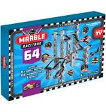 Marble Racetrax Marble Racetrax - Knikkerbaan - Racebaan - Grand Prix Set - 64 sheets (9 meter)