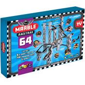 Marble Racetrax - Knikkerbaan - Racebaan - Grand Prix Set - 64 sheets (9 meter)