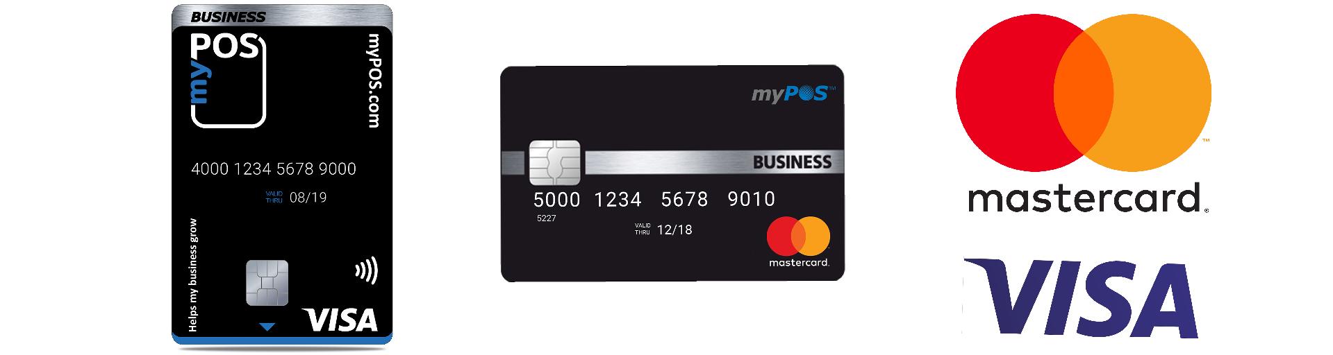gratis myPOS business creditcards voor Nederlandse en Belgische ondernemers en bedrijven