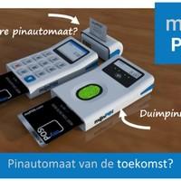 Pinautomaat van de toekomst