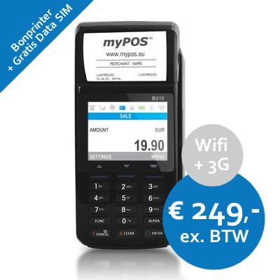 myPOS Combo prijs