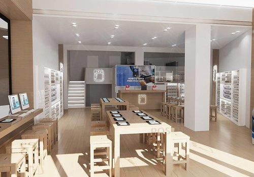 Winkelmanager myPOS Store Antwerpen
