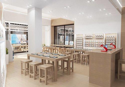 Verkoper myPOS Store Antwerpen