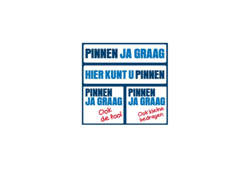 pinpas tarieven NL