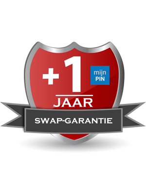 mijnPIN 1 jaar extra swap-garantie