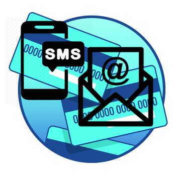 Met een myPOS betaalverzoek kunt u eenvoudig per e-mail of SMS een betaalverzoek sturen aan uw klant of debiteur.