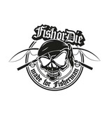 Fish or Die® - made for fisherman new sticker taglio