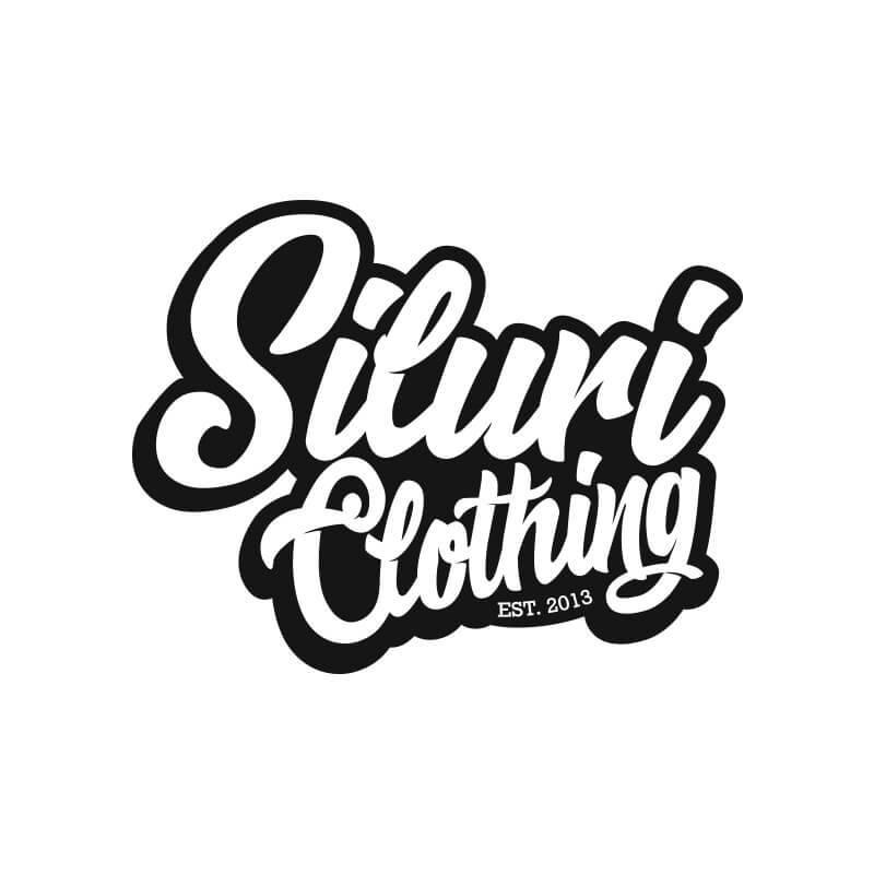 siluri.de Clothing corte la etiqueta engomada