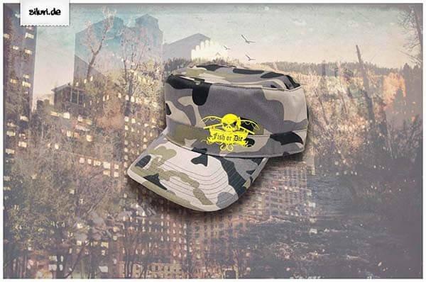 Fish or Die® Military Cap