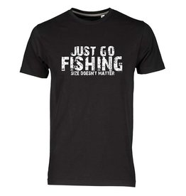 siluri.de Just Go Fishing Shirt