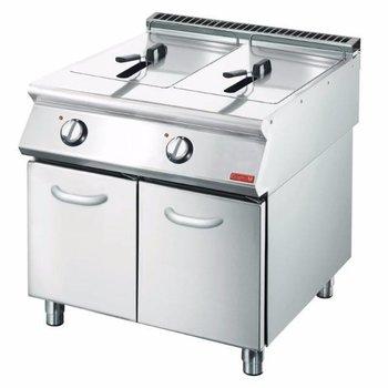 Elektrische friteuse Gastro M 700 - 2x 10L