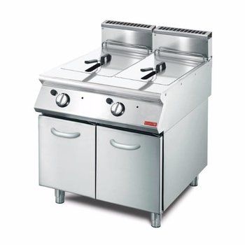 Gas friteuse Gastro M 700 - 2x 13L - aardgas