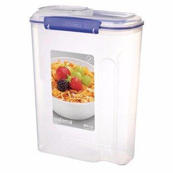 Voedseldoos Klip-It - ontbijtgranen - 4,2 Liter