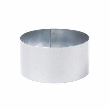 Mousse ring RVS - Ø120mm x 60mm