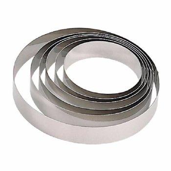 Mousse ring RVS Pro - Ø24cm
