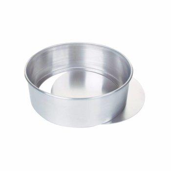 Aluminium bakvorm - uitneembare bodem -  Ø30,5cm