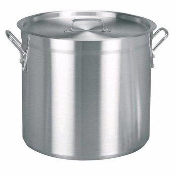Kookpan aluminium - hoog model - Ø44cm - 56,7L