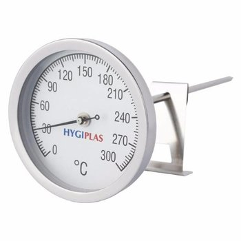 Vlees thermometer - 0 tot 300 graden