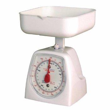 Keuken weegschaal - tot 5kg - per 25 gram