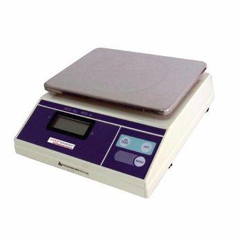 Elektronische weegschaal - tot 15kg - per 5 gram