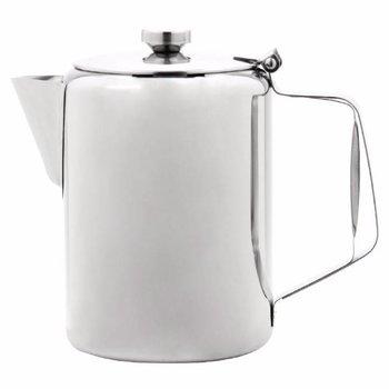 Koffiekan hoogglans RVS - 2L