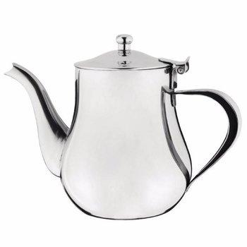 Arabische koffiekan hoogglans RVS - 0,7L