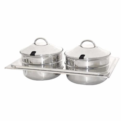 Bain marie set - voor Chafing dish Olympia