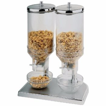 Cornflakes dispenser Basic - 2x 4,5L
