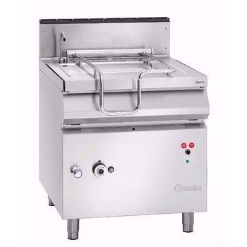 Braadpan Bartscher 900 master - op gas - elektrisch kantelbaar