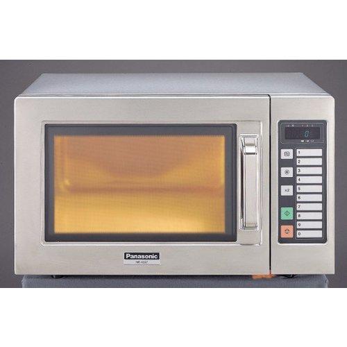 Panasonic Semi-pro magnetron NE-1037 - 22L - 1000 watt - programmeerbaar