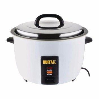 Rijstkoker Buffalo - 4,2kg rijst - 10L inhoud