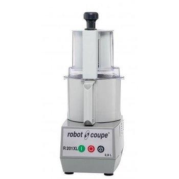 Cutter en groentesnijder - Robot Coupe R201XL - 2,9L