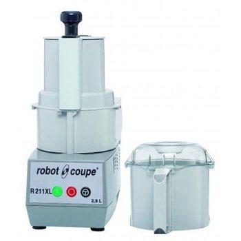Cutter en groentesnijder - Robot Coupe R211XL - 2,9L