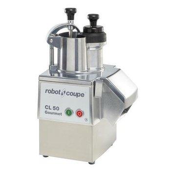 Groentesnijder - Robot Coupe CL50 Gourmet - 400 volt - 50-400 maaltijden