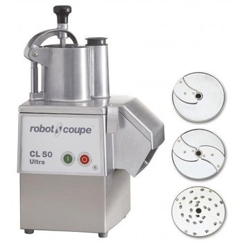 Groentesnijder - Robot Coupe CL50 Ultra Pizza - voor pizza's
