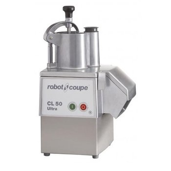 Groentesnijder - Robot Coupe CL50 Ultra - 1 snelheid - 230 volt - 50-400 maaltijden