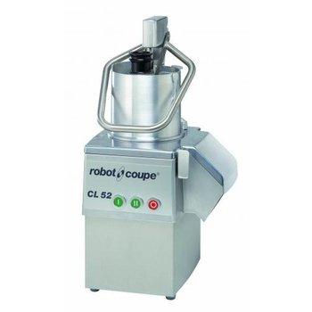 Groentesnijder - Robot Coupe CL52 - 1 snelheid - 230 volt - 70-600 maaltijden