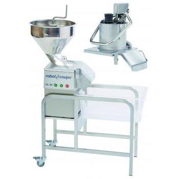 Groentesnijder - Robot Coupe CL55 2 toevoeropeningen - 100-1000 maaltijden