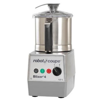 Blixer - Robot Coupe blixer 4 - 2-15 porties