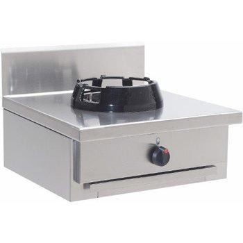 Wokbrander tafelmodel 1 pit - CC/01.BB