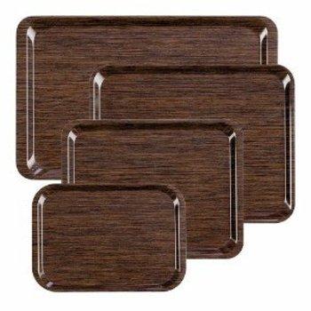 Dienblad - woody - 46x36cm