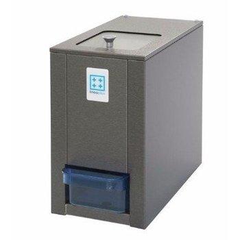 IJscrusher RVS antracietkleur - 3kg/min