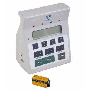 Digitale timer | 4 in 1 | Programmeerbaar | HACCP